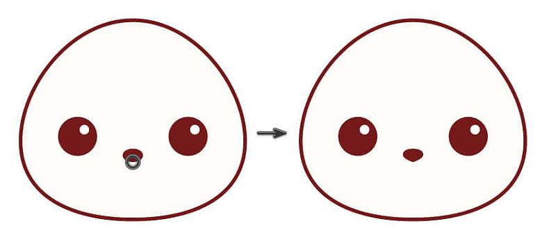 【ai教程】使用ai制作萌宠小动物插图